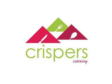 Logo for a Catering Service - Crispers Catering.