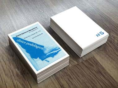 Tarjetas Visita / Business Cards