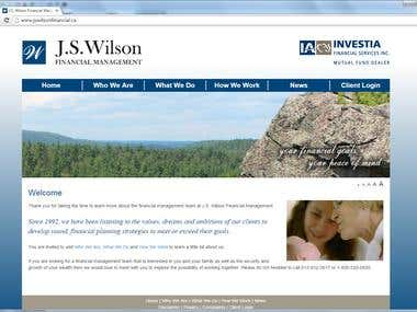 J.S. Wilson Financial Management