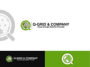 Q gridd Logo