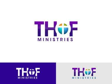 Thof Church Logo