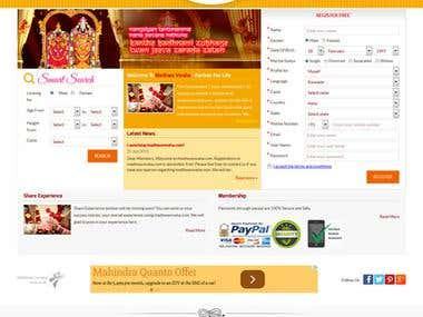 Madhwa Vivaha(http://www.madhwavivaha.com/)