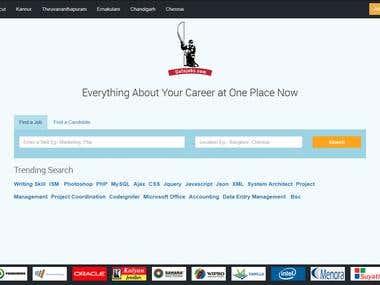 Online Job Portal for India.