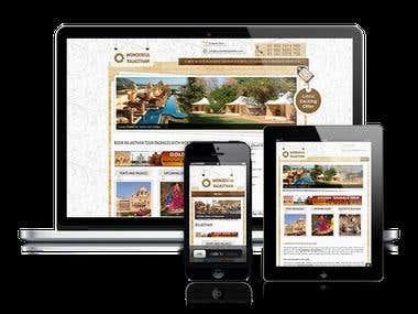 WordPress information Website
