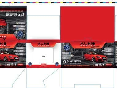 Package for car multimedia system