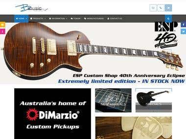 Bmusic.com.au
