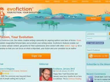 Evofiction