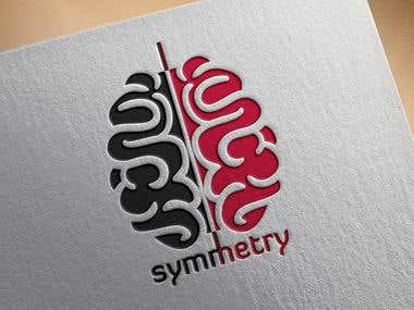 Logo for Symmetry- A Business Relation Company