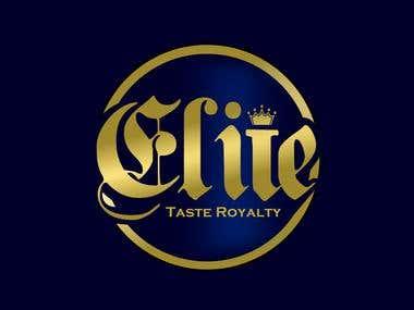 Logo for beverage manufacturer