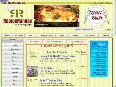 RecipeRanna.com