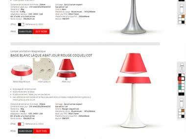 Website Design & Development - Crealight