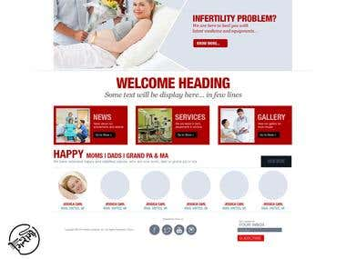 Website Design - VivaMed