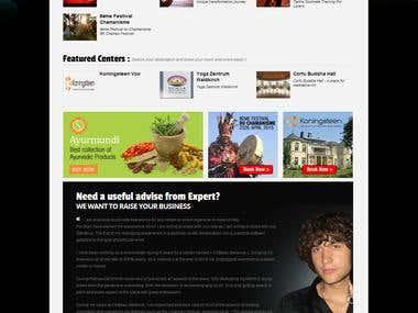 Website Design & Development - StarDeva