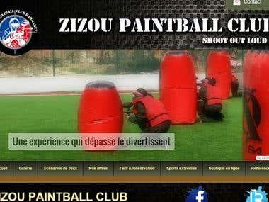 development of a dynamic webs http://www.zizou-paintball.com