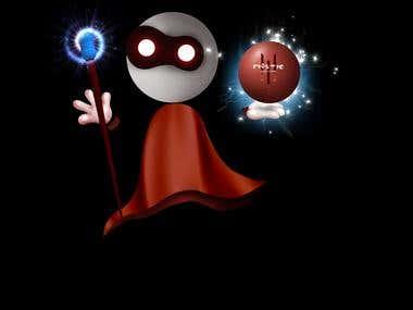 Character design (voodoo)