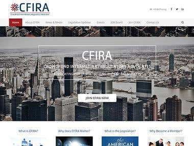 CFIRA - CrowdFund Intermediary Regulatory Advocates