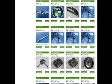 Puchparts.dk ( cakePHP)