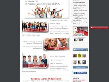 Transfer existing site to wordpress