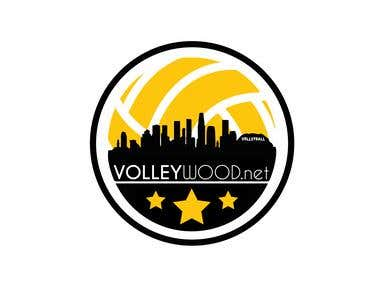 Volleywood Logo