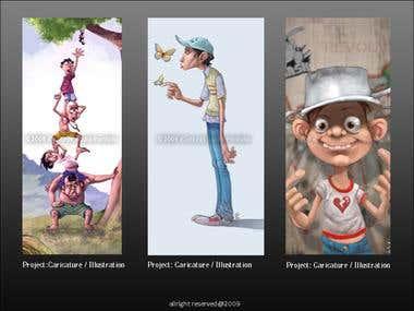 Cartoon/illustration