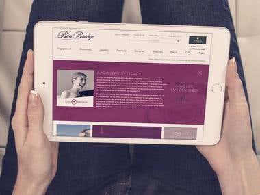 Lisa Bridge\'s Landing Page