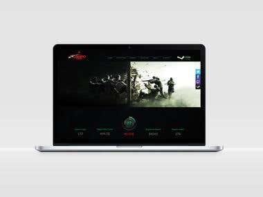 CSGOCasino - Homepage Redesign