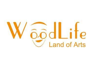 Woodlife creative logo