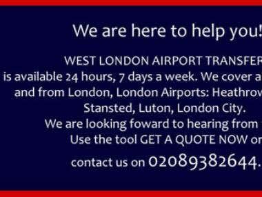 Airport Transfers Quote Tool - Google Map API