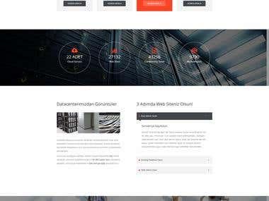 HTML to WordPress Website