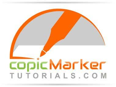 Logo - COPIC MARKER TUTORIALS