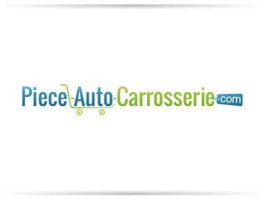 Logo - Piece Auto Carrosserie
