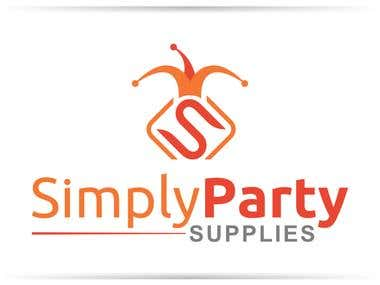 Logo - Simply Party Supplies