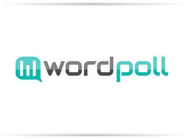 Logo - Word Poll