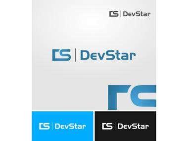 DevStar Logo Design