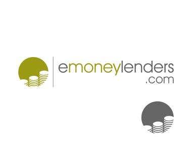 eMoneyLenders Logo Design