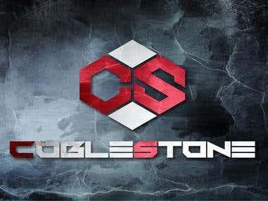Coblestone Logo Design.