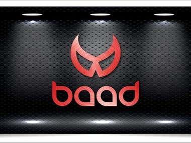 BAAD Logo Design.
