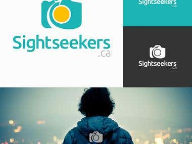 Logo for Travel Photography Blog