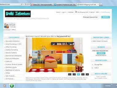 www.delhiinteriors.com