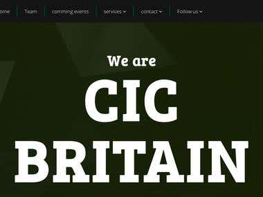 CIC Britain the education foundation