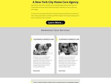 Mailchimp  Custom  Responsive Newsletter Design and HTML