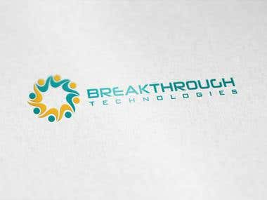 Logo design for Breakthrough Technologies