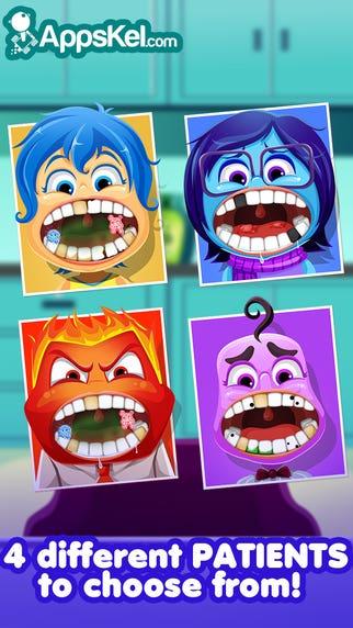 Inside Little Nick\\\'s Dentist Office