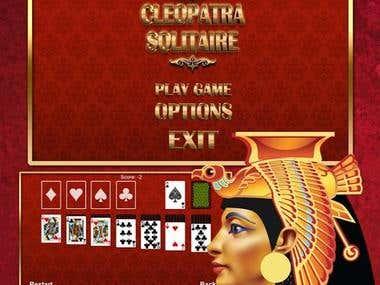 Cleopatra Solitare Deluxe