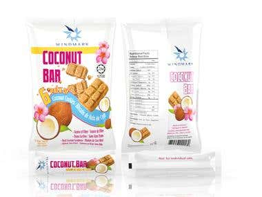 packaging design / food