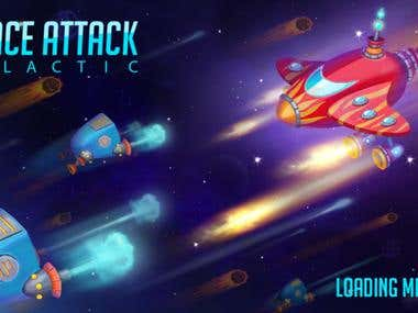 Space Attack Galactic
