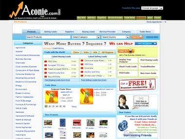 Aconie Directory Listing