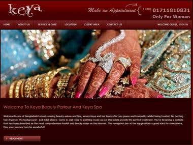 Keya Beauty Parlour