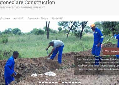 Stonclare Website