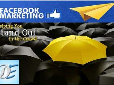 Facebook & Social Media Marketing Service